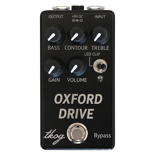 the King of Gear(tKoG) OXFORD DRIVE 新品 ディストーション[ザ・キングオブギア][オックスフォードドライブ][Distortion][Effector,エフェクター]