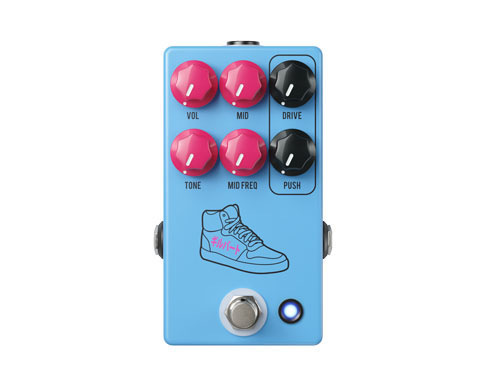 JHS PEDALS PG-14 新品 ディストーション[Paul Gilbert,ポールギルバート][Distortion][Effector,エフェクター]