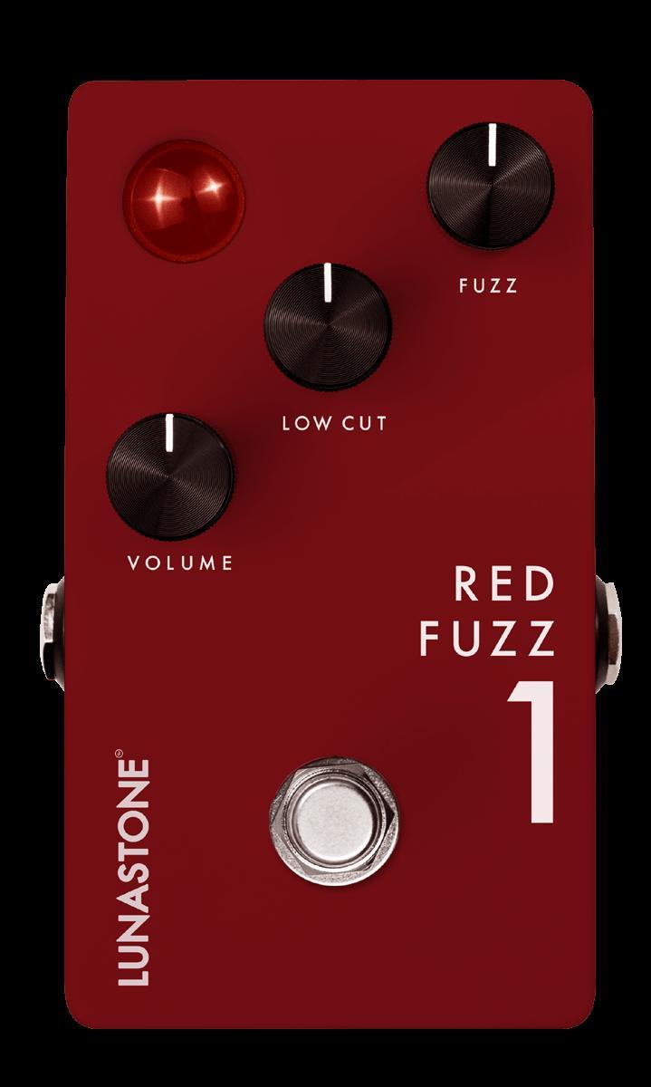 LUNASTONE RED FUZZ 1 新品 [ルナストーン][レッドファズ][Effector,エフェクター]