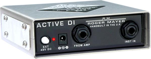 Roger Mayer D1 新品[ワンコントロール][アクティブDIボックス][Effector,エフェクター]