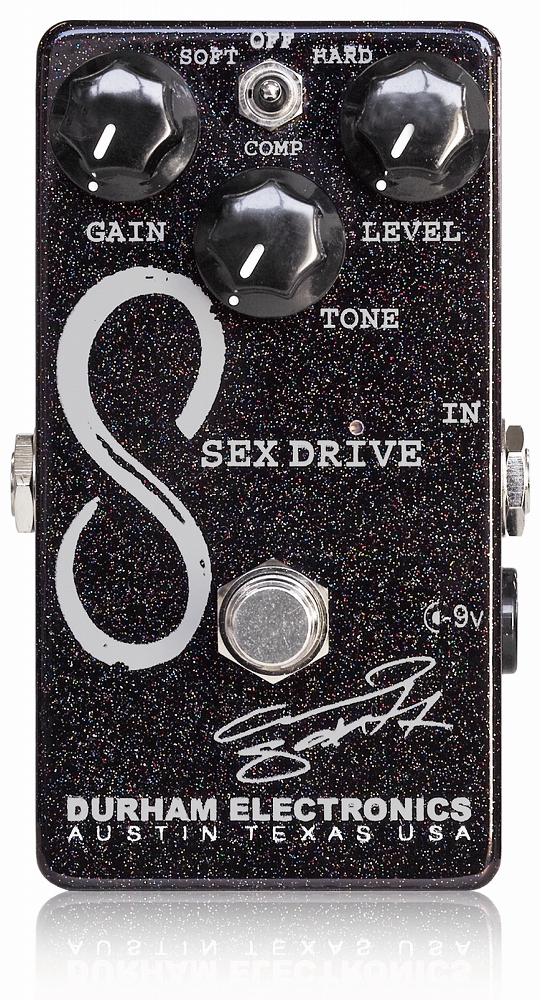 Durham Electronics Sex Drive 15th Anniversary 新品 クリーンブースター [ダーハムエレクトロニス][セックスドライブ][Booster,Overdrive][Effector,エフェクター]