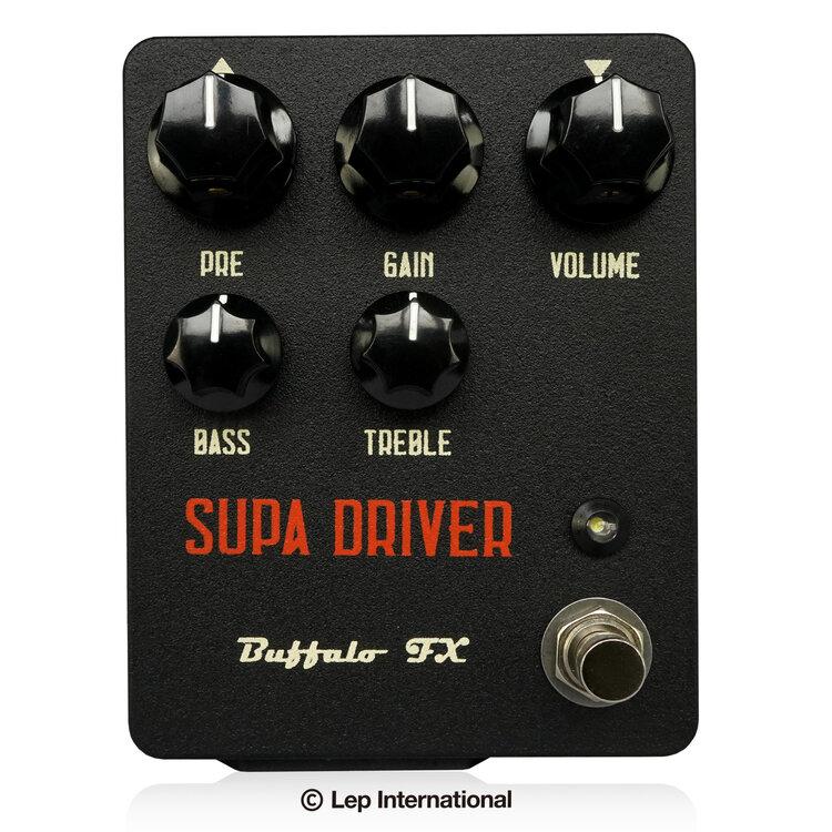 Buffalo FX Supa Driver 新品 ファズ/ブースター[バッファローエフェクツ][スパドライバー][Fuzz,Booster][Effector,エフェクター]