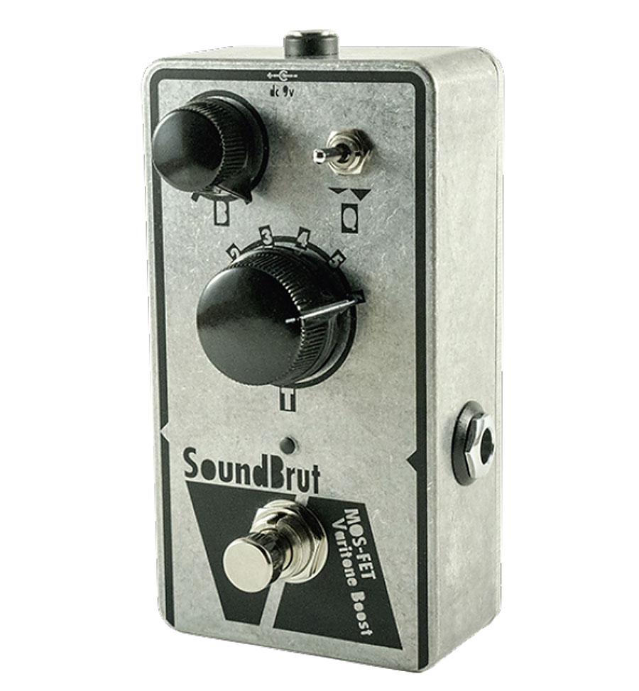 Sound Brut VA 新品 MOSFETブースター[サウンドブリュット][Booster][Effector,エフェクター]