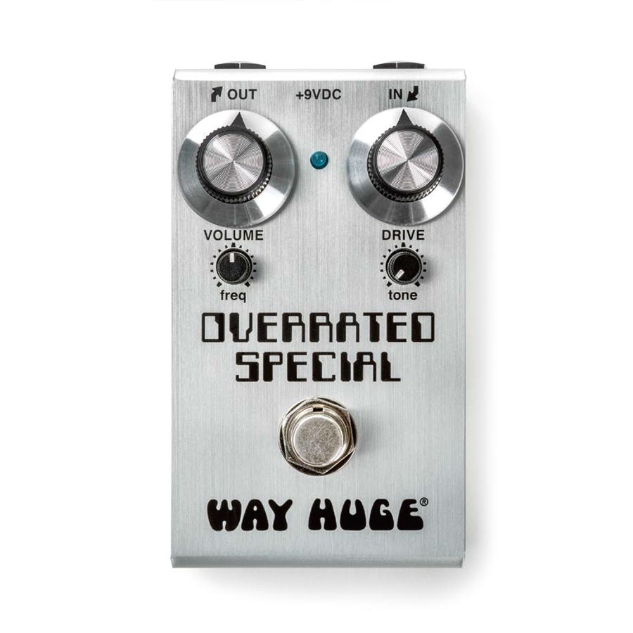 WAY HUGE WM28 Overrated Special Way Huge Smalls series 新品 オーバードライブ[ウェイヒュージ][WM-28][Overdrive][Effector,エフェクター]