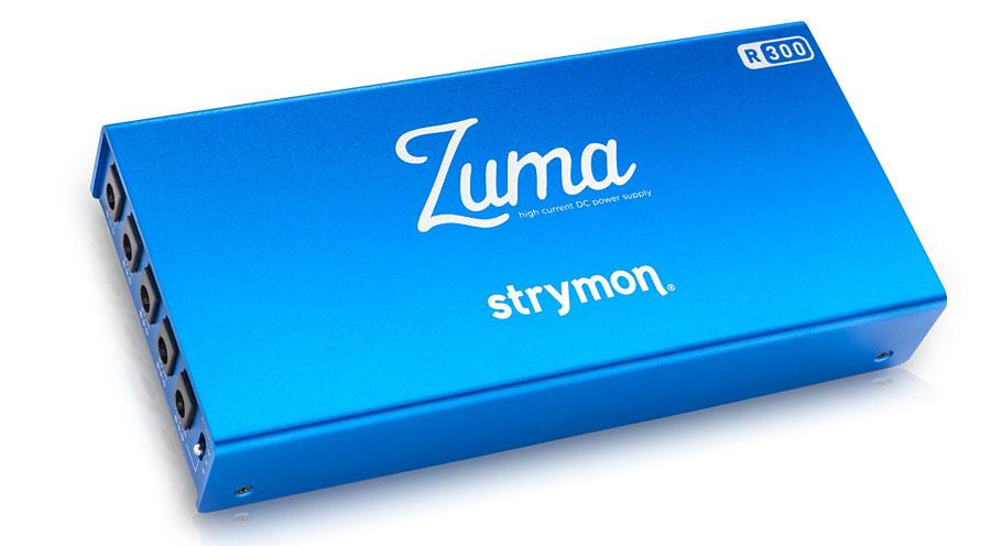 Strymon Zuma R300 新品 パワーサプライ[ストライモン][ズーマ][Power Distributor,パワーディストリビューター,Power Supply][Effector,エフェクター]
