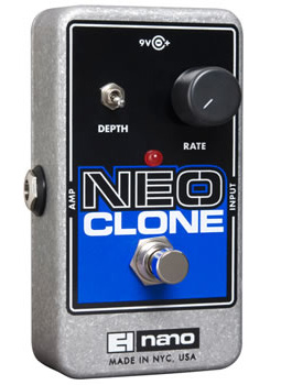 【正規品】electro-harmonix Neo Clone 新品 アナログコーラス[エレクトロハーモニクス][ネオクローン][Analog Chorus][Effector,エフェクター]