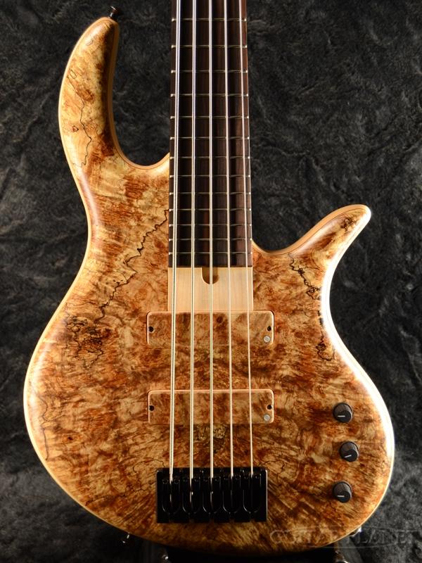即日発送 elrick Gold Series E-volution SLC 5 -Spalted Maple- 新品[エルリック][ゴールドシリーズ][エボリューション][スティーブ・ローソン][スポルテッドメイプル][5strings,5弦][Electric Bass,エレキベース], バッテリーストア.com d3e310d0