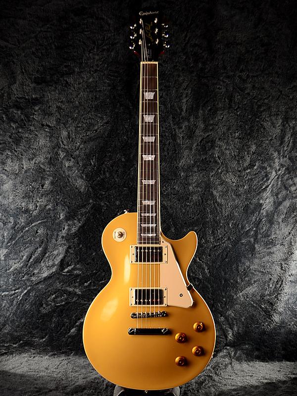 Epiphone Les Paul Standard MG 新品 Metallic Gold[エピフォン][LP,レスポールスタンダード][メタリックゴールド,金][エレキギター,Electric Guitar]