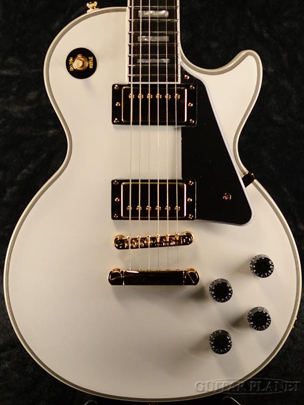 Epiphone Limited Edition Les Paul Custom Lite -Alpine White- 新品 ホワイト[エピフォン][レスポールカスタムライト][白][エレキギター,Electric Guitar]