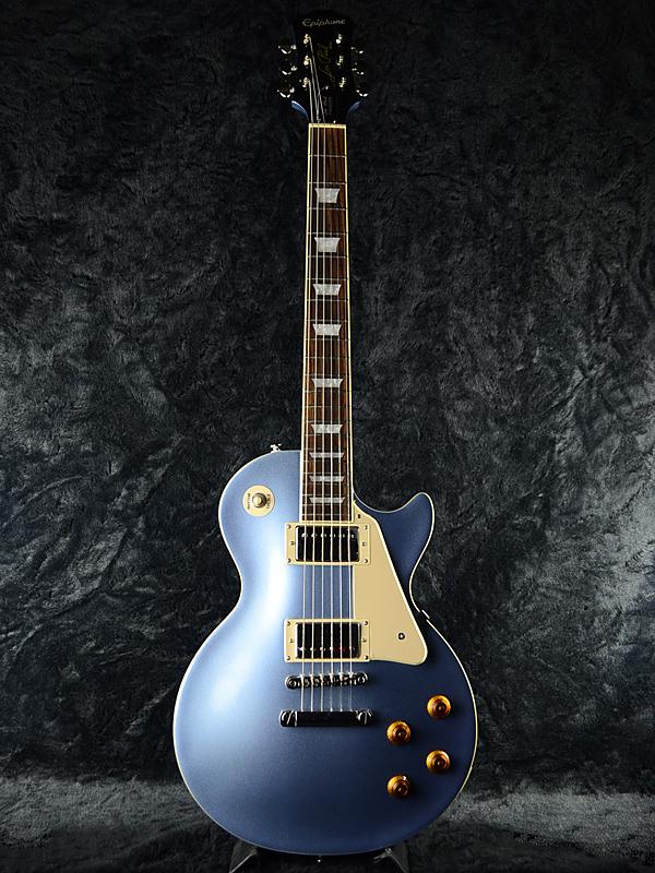 Epiphone Les Paul Standard 新品 Pelham Blue[エピフォン][レスポールスタンダード][ペルハムブルー,青][エレキギター,Electric Guitar]