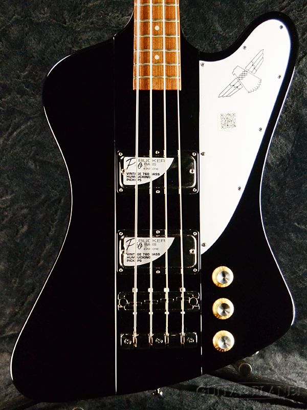 Epiphone Thunderbird Vintage PRO Bass -Black- 新品 ブラック[エピフォン][黒][サンダーバード,tb][エレキベース,Electric Bass]_epf