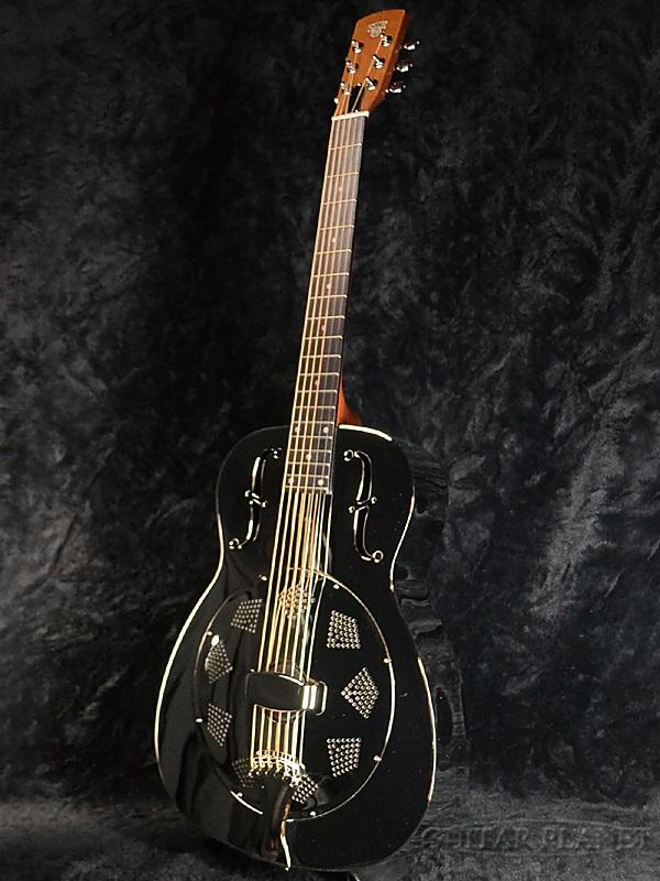 Epiphone presents DOBRO Hound Dog M-14 Metal Body Round Neck 新品[エピフォン][ドブロ][ハウンドドック][Resonator,リゾネーター][Acoustic Guitar,アコギ,アコースティックギター]