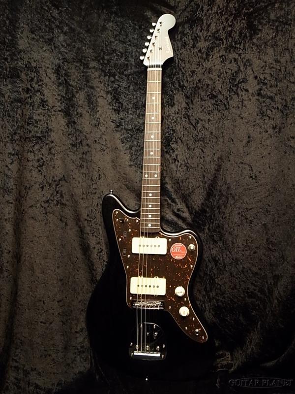 激安 Bacchus BJM-60E ALL-MAHO BLK-OIL MOD 新品[バッカス][Black,ブラック,黒][BJM60E][Jazzmaster,ジャズマスタータイプ][Electric Guitar,エレキギター], 辻川スポーツ 736c0737