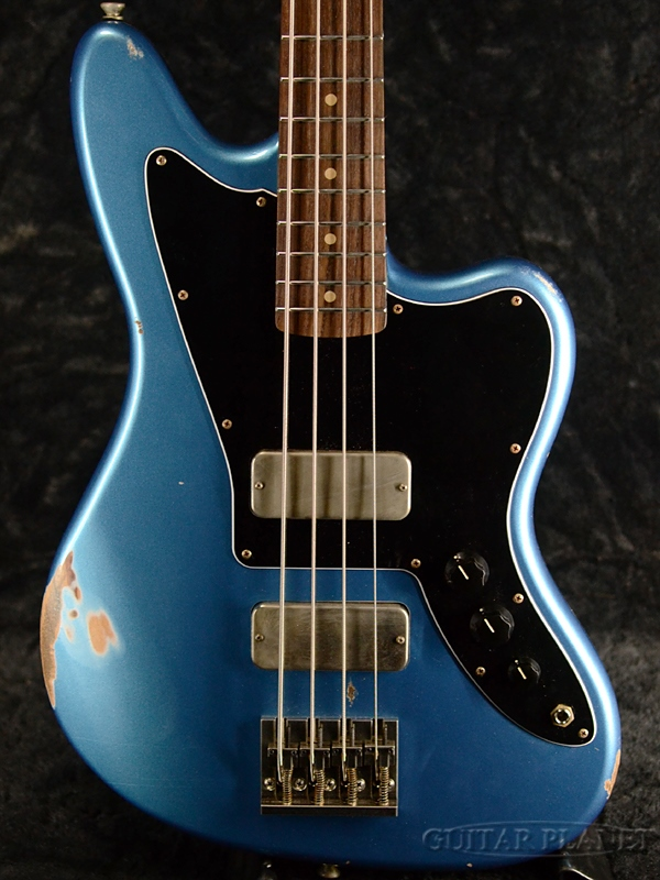 fano JM4 Standard -Lake Placid Blue- 新品[ファノ][ブルー,青][Jazz Bass,ジャズベース][Electric Bass,エレキベース]