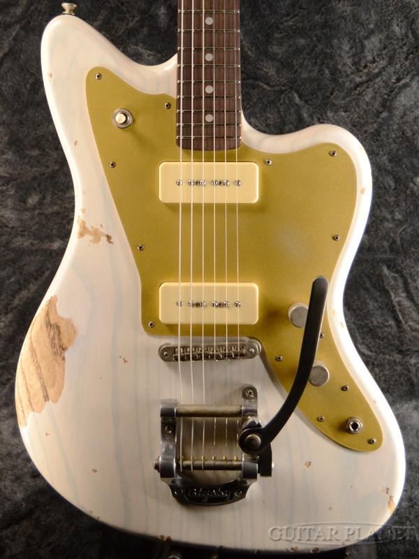 品質検査済 【当店カスタムオーダー品】fano Alt de facto JM6 with B5 -Mary Kaye- 新品[ファノ][メアリーキー,ブロンド][ジャズマスタータイプ][Electric Guitar,エレキギター], シーエルリンク 619d15dd