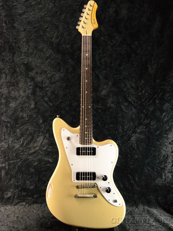 fano Standard JM6/90 -Desert Sand- 3.445kg 新品[ファノ][スタンダード][デザートサンド,白][Jazzmaster,ジャズマスタータイプ][Electric Guitar,エレキギター]