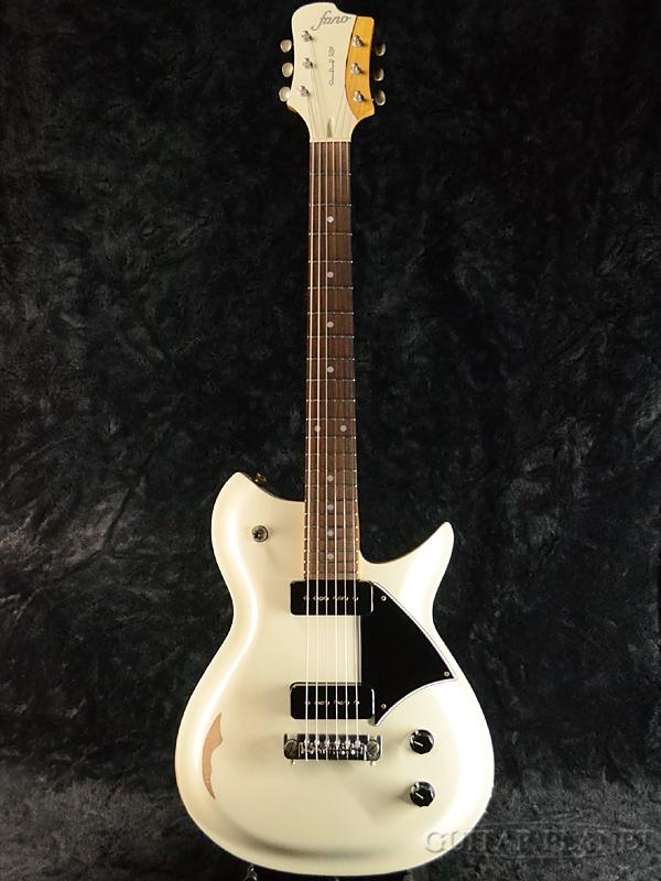 fano Standard RB6 -Olympic White- 新品[ファノ][スタンダード][オリンピックホワイト,白][Electric Guitar,エレキギター]
