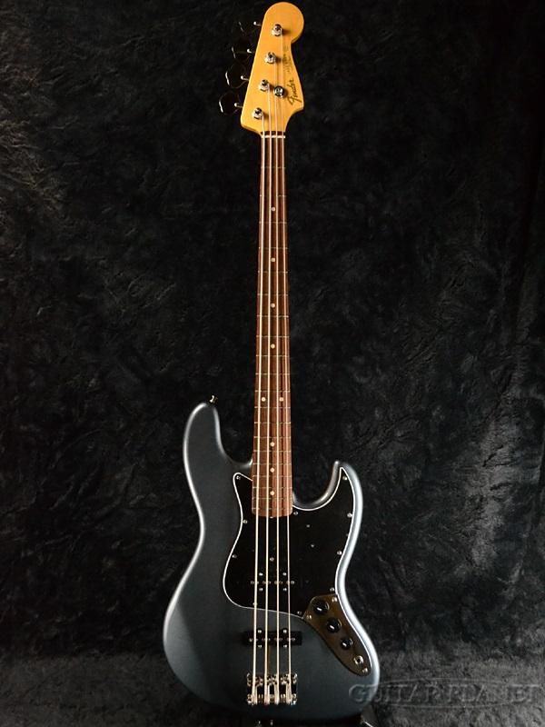 Fender Japan Exclusive Classic 60s Jazz Bass UGB (旧型番:JB62) 新品 USガンメタルブルー[フェンダー][ジャパン][ジャズベース][US Gunmetal Blue,青][Electric Bass,エレキベース]