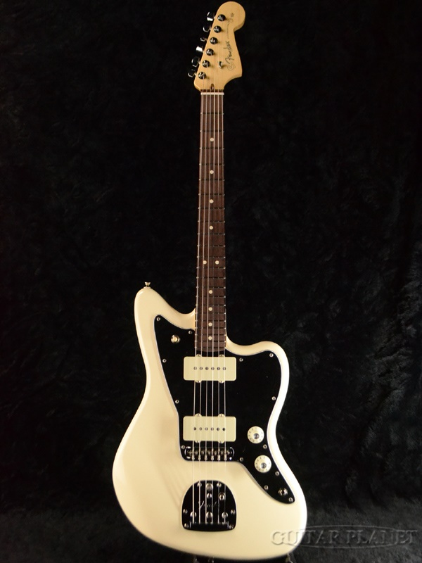 Fender USA American Professional Jazzmaster -Olympic White- 新品[フェンダー][アメリカンプロフェッショナル][オリンピックホワイト,白][ジャズマスター][Electric Guitar,エレキギター]