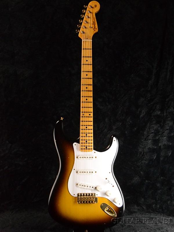 Fender Custom Shop ~Spec.Piece~ MB Custom 1950's Stratocaster Journeyman Relic with Clapton Circuit -2 Color Sunburst- by Yuriy Shishkov 新品[フェンダーカスタムショップ,CS][ストラトキャスター][Electric Guitar,エレキギター]