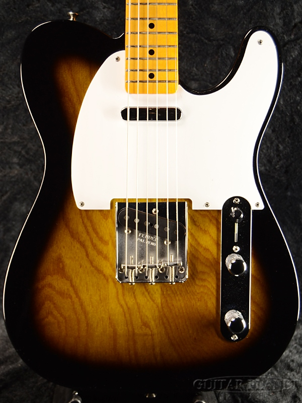 Fender Mexico Classic Series '50s Telecaster Lacquer Maple Fingerboard 2-Color Sunburst 新品[フェンダーメキシコ][クラシック][ラッカー塗装][2CS,サンバースト][TL,テレキャスター][Electric Guitar,エレキギター]