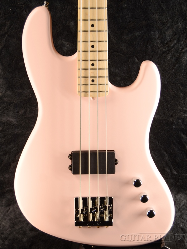 Fender USA Flea Signature Active Jazz Bass -Satin Shell Pink- 新品[フェンダー][フリー][アクティブ][シェルピンク][ジャズベース][Electric Bass,エレキベース]