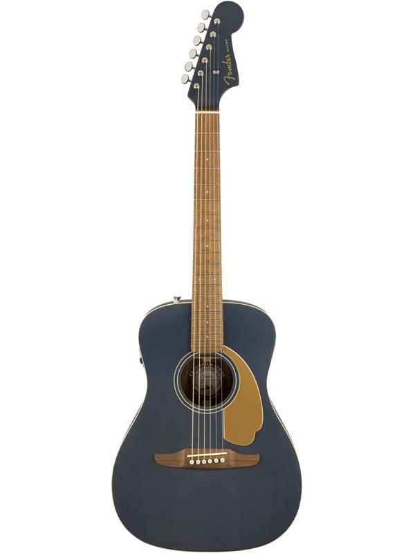 Fender Malibu Player Midnight Satin 新品[フェンダー][Blue,ブルー,青][Electric Acoustic Guitar,アコースティックギター,アコギ,エレアコ]