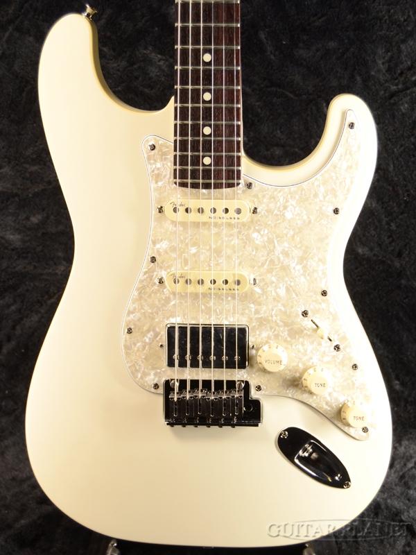 Fender Made in Japan Modern Stratocaster HSS -Olympic Pearl- 新品 [フェンダージャパン][モダン][White,オリンピックパール,ホワイト,白][ストラトキャスター][Electric Guitar,エレキギター]