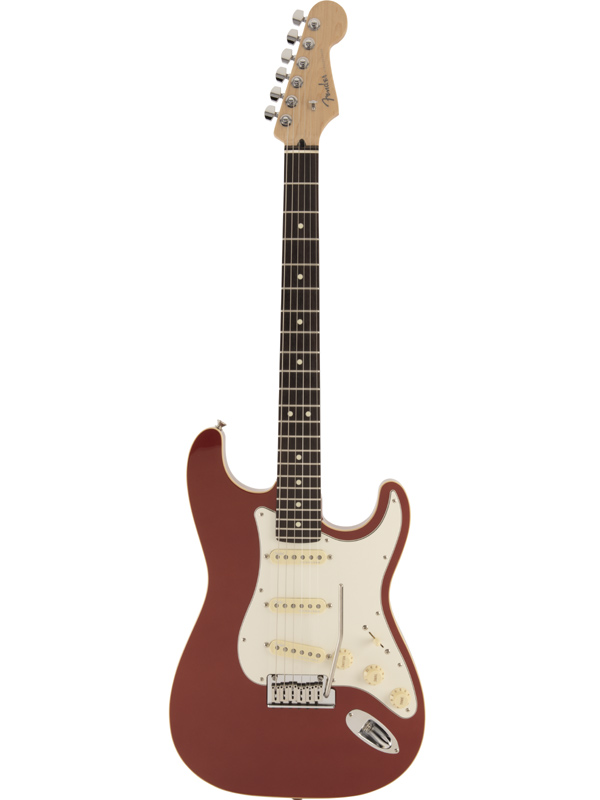 Fender Made in Japan Modern Stratocaster -Sunset Orange Metallic- 新品 [フェンダージャパン][モダン][サンセットオレンジメタリック][ストラトキャスター][Electric Guitar,エレキギター]