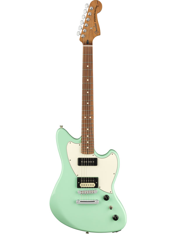 Fender Mexico Alternate Reality Powercaster -Surf Green- 新品[フェンダーメキシコ][パワーキャスター][サーフグリーン,緑][Electric Guitar,エレキギター]