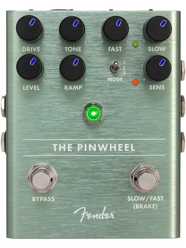 Fender The Pinwheel Rotary Speaker Emulator 新品[フェンダー][Effector,エフェクター,ペダル]