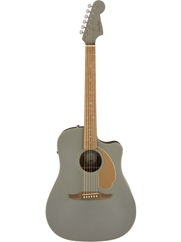 Fender Redondo Player Slate Satin 新品[フェンダー][Electric Acoustic Guitar,アコースティックギター,アコギ,エレアコ]