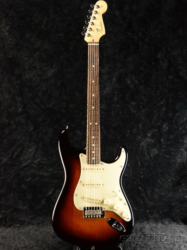 Fender USA American Professional Stratocaster 3CS/Rosewood 新品[フェンダー][アメリカンプロフェッショナル,アメプロ][Sunburst,サンバースト][ストラトキャスター][Electric Guitar,エレキギター]