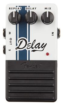 Fender Delay Pedal 新品 ディレイ[フェンダー][Delay][Effector,エフェクター]