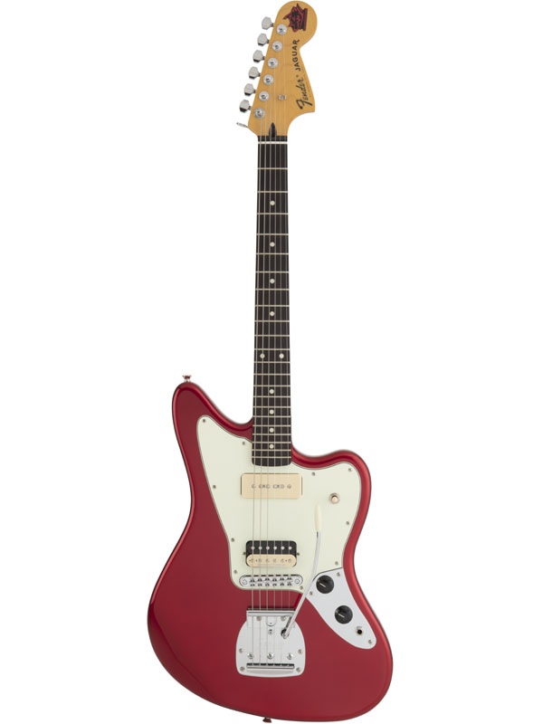 Fender Jean-Ken Johnny Jaguar 新品[フェンダー][MAN WITH A MISSION,マンウィズアミッション][ジャガー][Electric Guitar,エレキギター]