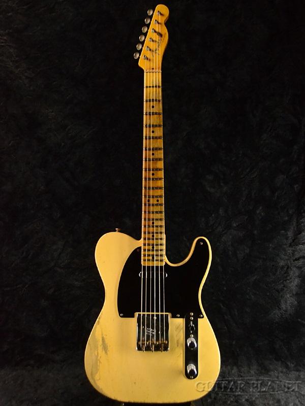 【送料無料】Fender USA Custom Shop ~2016 Custom Collection~ 1951 Telecaster Heavy Relic -Faded Nocaster Blonde- #R15567 新品[フェンダーカスタムショップ][レリック][TL,テレキャスター][ノーキャスターブロンド,黄][Electric Guitar,エレキギター]