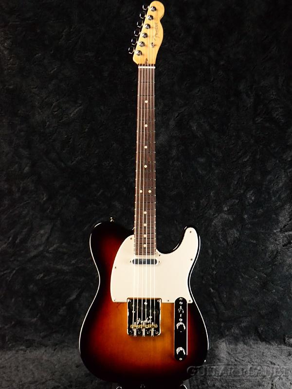 Fender USA American Professional Telecaster 3CS/R 新品[フェンダー][アメリカンプロフェッショナル][テレキャスター][3-Color Sunburst,3カラーサンバースト][Electric Guitar,エレキギター]