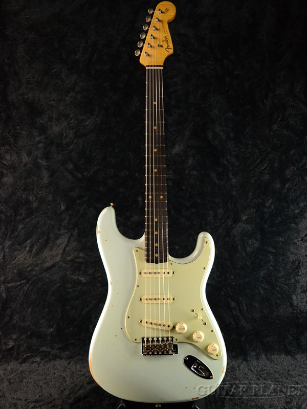 Fender Custom Shop 2017 Dealer Show LIMITED 1960 Stratocaster Relic -Aged Sonic Blue- 新品[フェンダーカスタムショップ][エイジドソニックブルー][ST,ストラトキャスター][Electric Guitar,エレキギター]