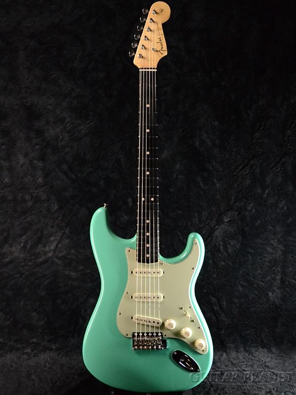 Fender Custom Shop Spec.Piece Custom Build 1963 Stratocaster Closet Classic -Suef Green- 新品[フェンダーカスタムショップ][サーフグリーン][Stratocaster,ストラトキャスタータイプ][Electric Guitar,エレキギター]