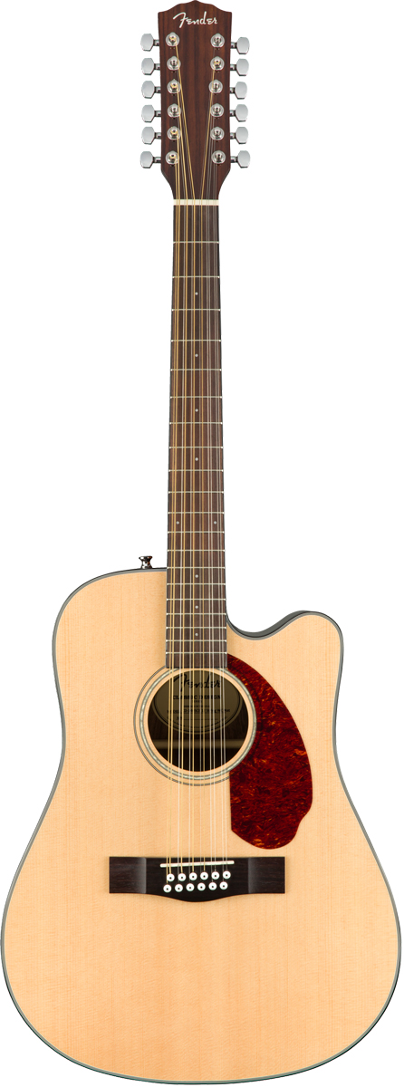 Fender CD-140SCE 12-String 新品[フェンダー][Natural,ナチュラル][12弦][Electric Acoustic Guitar,エレクトリックアコースティックギター,エレアコ][CD140SCE]
