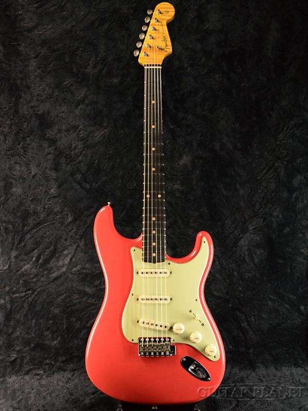 【特注】Fender Custom Shop ''Guitar Planet Exclusive'' 1959 Stratocaster Journeyman Relic -Faded Fiesta Red- 新品[フェンダーカスタムショップ][フィエスタレッド,赤][ST,ストラトキャスター][Electric Guitar,エレキギター]