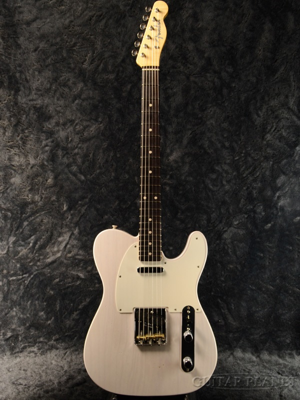 Fender Custom Shop MBS 1959 Telecaster Closet Classic 1PC Body! -Aged White Blonde- by Greg Fessler 新品[フェンダーカスタムショップ][グレッグ・フェスラー][ホワイトブロンド,白][TL,テレキャスター][Electric Guitar,エレキギター]