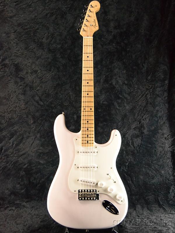 Fender USA American Original 50s Stratocaster -White Blonde- 新品[フェンダー][アメリカンオリジナル][ホワイトブロンド,白][ストラトキャスター][Electric Guitar,エレキギター]