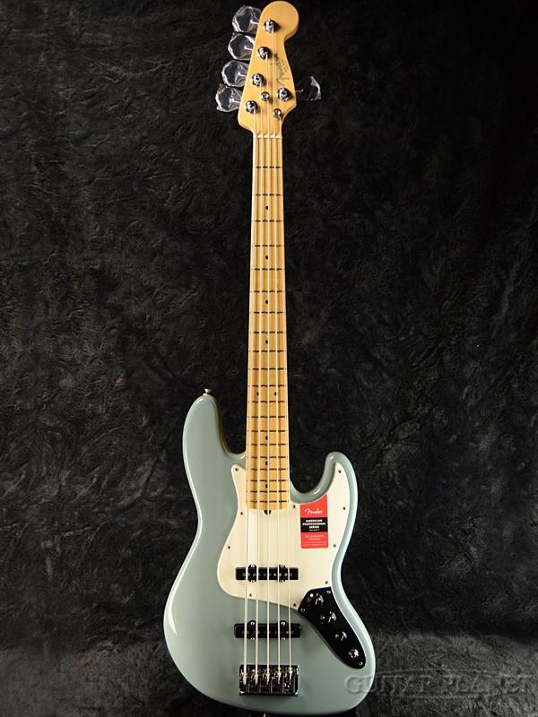 Fender USA American Professional Jazz Bass V Sonic Gray 新品[フェンダー][アメリカンプロフェッショナル][5strings,5弦][ジャズベース][ソニックグレー][Electric Bass,エレキベース]