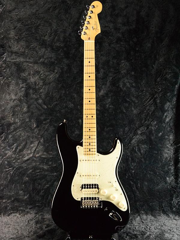 Fender USA American Professional Stratocaster HSS Shawbucker - Black/ Maple- 新品[フェンダー][アメリカンプロフェッショナル,アメプロ][ブラック,黒][ストラトキャスター][Electric Guitar,エレキギター]