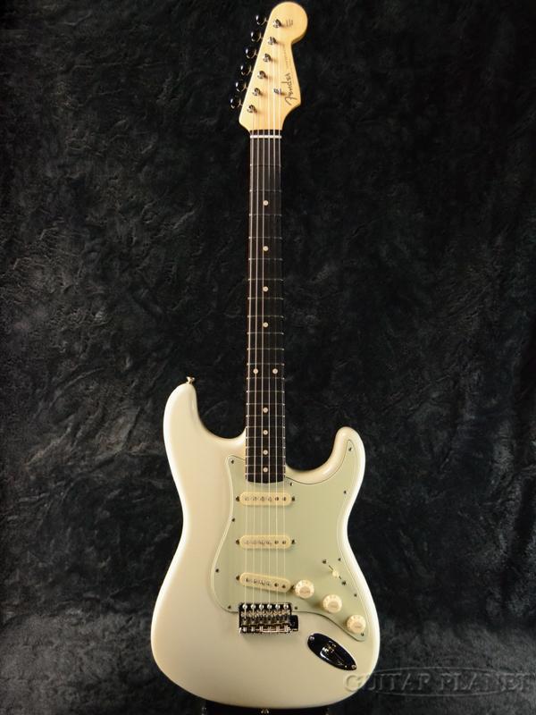 Fender Custom Shop ~2017 Custom Shop Road Show LIMITED~ 1960 Stratocaster N.O.S. -Aged Olympic White- 新品[フェンダーカスタムショップ,CS][ストラトキャスター][エイジドオリンピックホワイト,白][Electric Guitar,エレキギター]