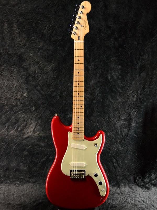 Fender DUO-SONIC Torino Red 新品[フェンダー][Offset,オフセットシリーズ][デュオソニック][トリノレッド,赤][Mustang,ムスタングタイプ][Electric Guitar,エレキギター][DUOSONIC]