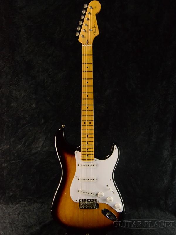 Fender Custom Shop Eric Clapton Signature Stratocaster ''Journeyman Relic'' -2 Color Sunburst- #CZ533179 新品[フェンダーカスタムショップ][エリッククラプトン][サンバースト][ST,ストラトキャスター][Electric Guitar,エレキギター]