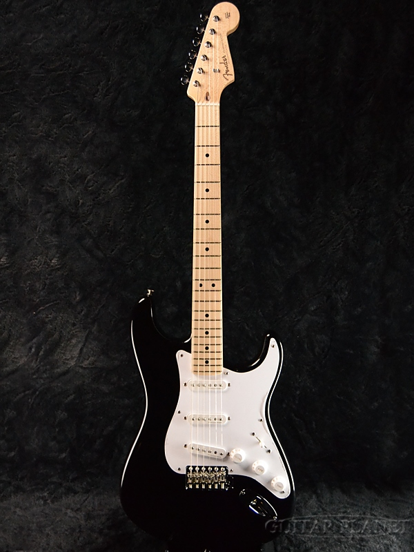 Fender Custom Shop MBS Eric Clapton Signature Stratocaster -Blackie- by Todd Krause 新品[フェンダーカスタムショップ][エリッククラプトン][ストラトキャスター][ブラック,黒][Electric Guitar,エレキギター]