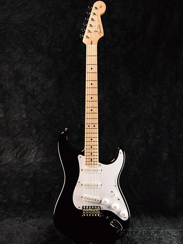 Fender Custom Shop MBS Eric Clapton Signature Stratocaster -Blackie- by Todd Krause 新品[フェンダーカスタムショップ][エリッククラプトン][ストラトキャスター][ブラック,黒][Electric Guitar,エレキギター]